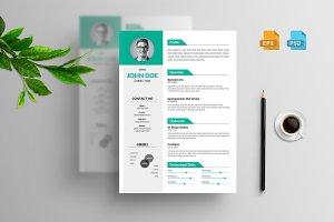 Personal Clean Resume/CV