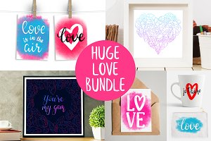 Valentine's day Bundle ♡ Love Pack
