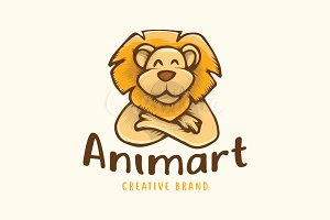 Lion Animal Cartoon
