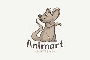Rat Animal Cartoon