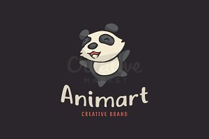 Panda Animal Cartoon