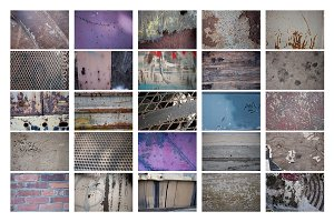 Urban Decay 25 Texture Pack