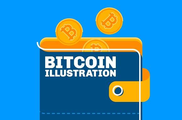 Bitcoin Illustration Pack