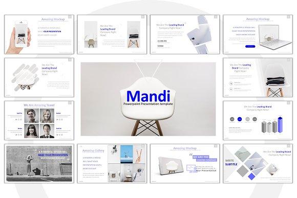 Mandi Multipurpose Powerpoint