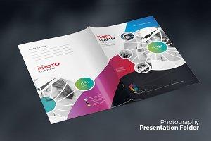 Photography Presentation Folder