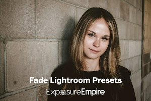 Fade Lightroom Presets