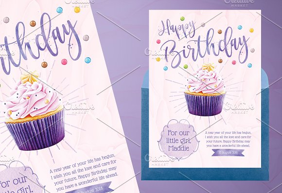 Tasty Birthday Cards For Kids