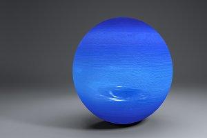 Neptune 2k Globe
