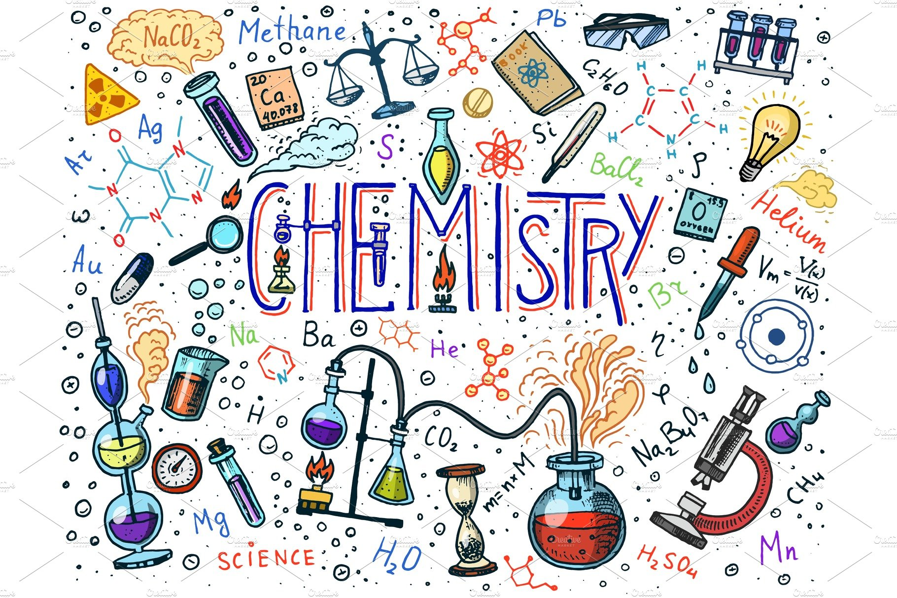 Science Black and White Outline Clipart - chemist_holding ... |Lab Chemist Drawings