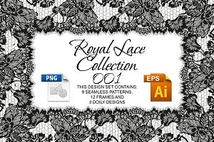 Royal Lace Collection 001