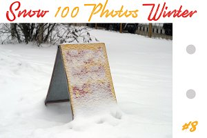 The best 100 photos of winter snow 8