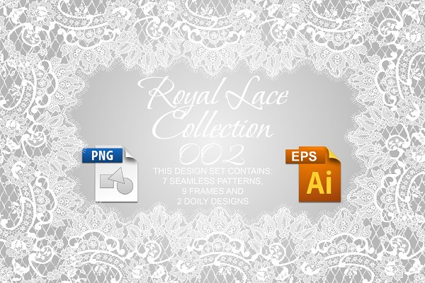 Royal Lace Collection 002