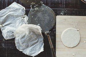Making Fresh Tortillas