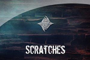 10 Textures - Scratches