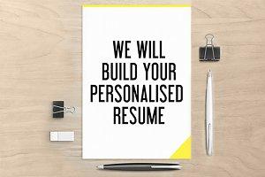 Resume Builder Service/Resume Maker