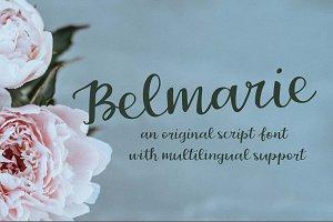 Belmarie Script