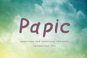 Font Papic