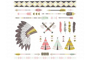Tribal Native American Collections
