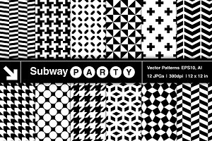 Vector Fashion Prints Patterns