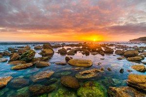 Maroubra Beach Sunrise