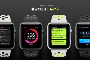 Top 5 Apple Watch Views