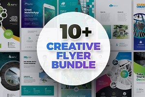 Creative Flyer Bundle