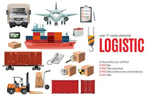Logistic an Transportation Set