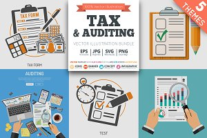 Tax, Auditing and Test Themes