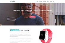Zuscon - Multipurpose Landing Page