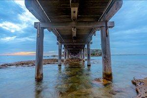 Bare Island Bridge