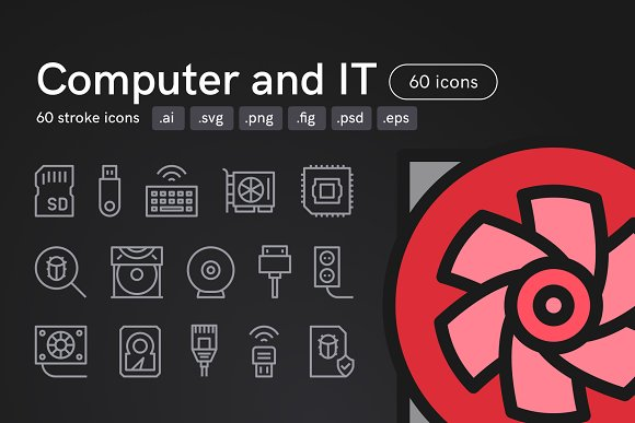Computer and IT Icons