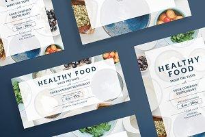 Flyers | Healthy Food