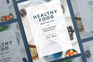 Posters | Healthy Food