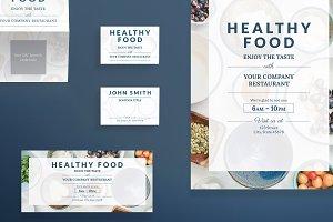 Print Pack | Healthy Food