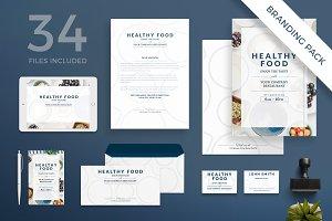 Branding Pack | Healthy Food