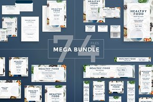 Mega Bundle | Healthy Food