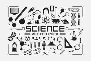 Science Vector Pack