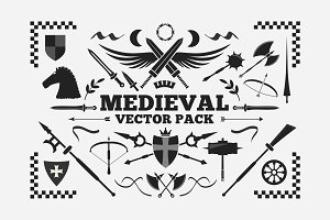 Medieval Vector Pack