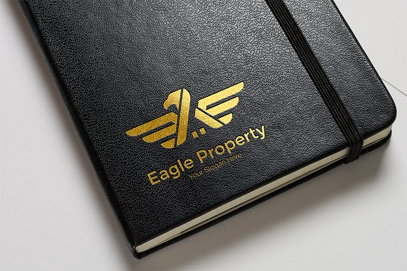 Eagle Property Real Estate Logo