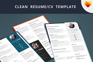 3 Resume Templates for Event Planner
