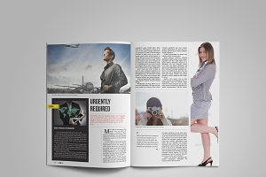 A Creative Multipurpose Magazine