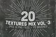 20 Textures Mix Vol. 3