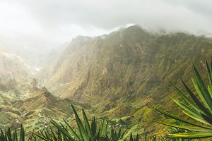 Xoxo valley -Santo Antao, Cape Verde