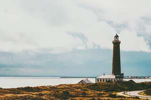 Lighthouse Landscape Grenen