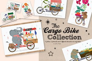 The Cargo bike collection