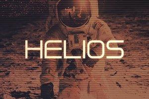 Helios Typeface