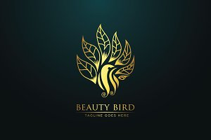 Beauty Bird - Logo Template