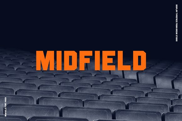 MIDFIELD FONT PACK
