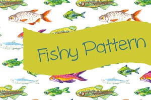 Fishy Pattern