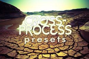 Cross-Process Lightroom Presets